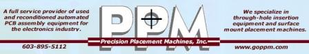 Precision Placement Machines, Inc.