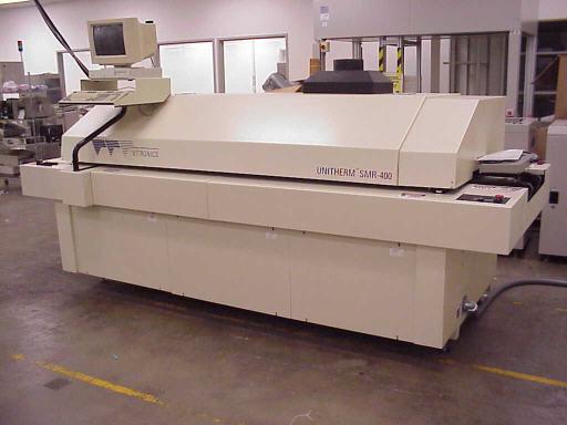 Vitronics SMR 410N Reflow Oven