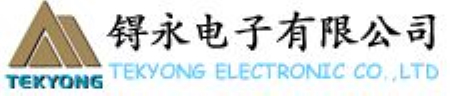 Tekyong Electronic Co.,Ltd