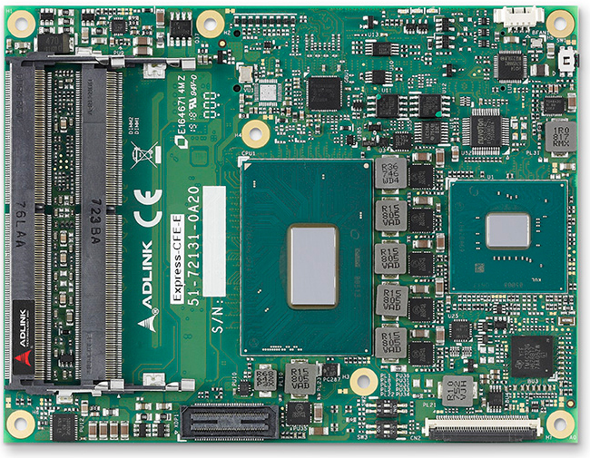 "ADLINK Launches First ""Quad"" Core™ i3 Value Processor on COM"