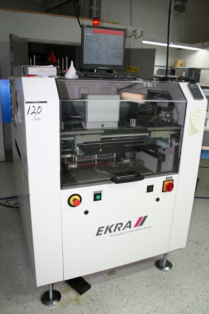 Ekra X4 Screen Printer
