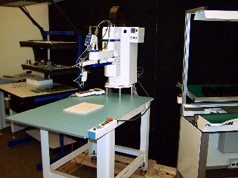Apollo Seiko SCARA Soldering Robot