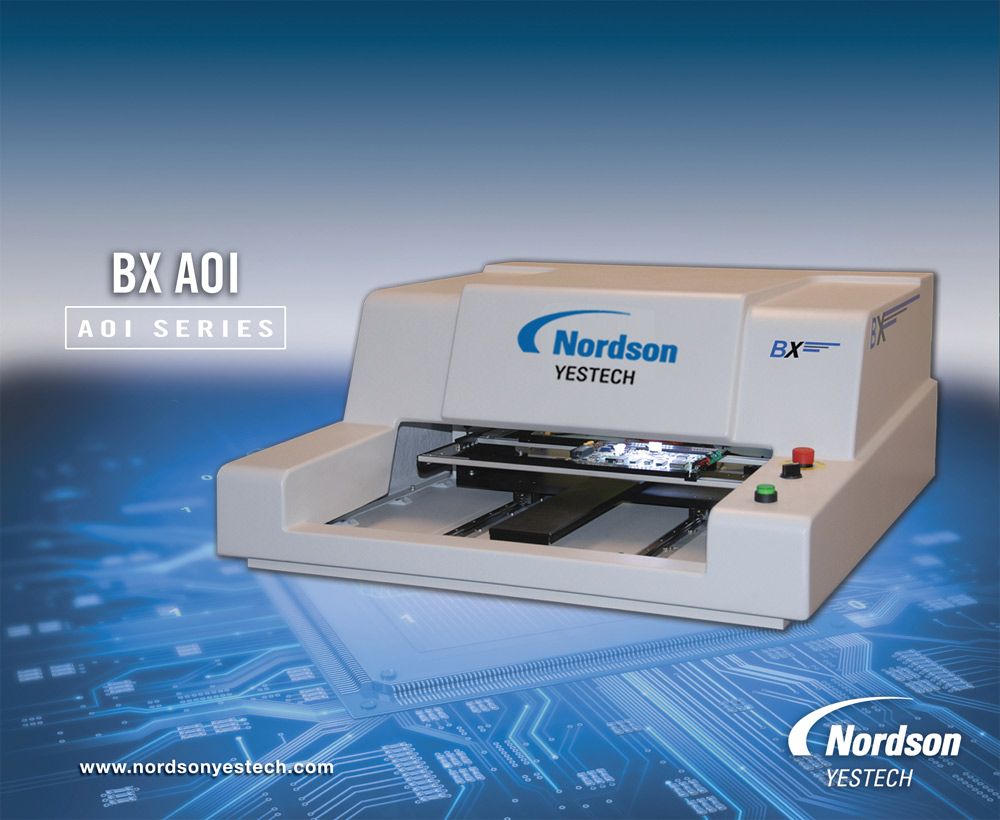 Automated Optical Inspection : Bx aoi benchtop automated optical inspection