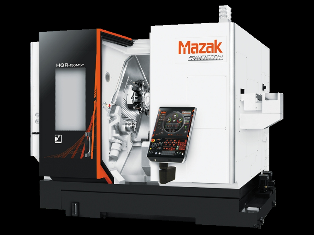COT Installs New Production Cell with MAZAK Equipment