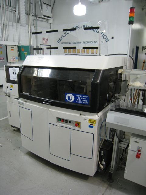 MPM AP 27 Screen Printer
