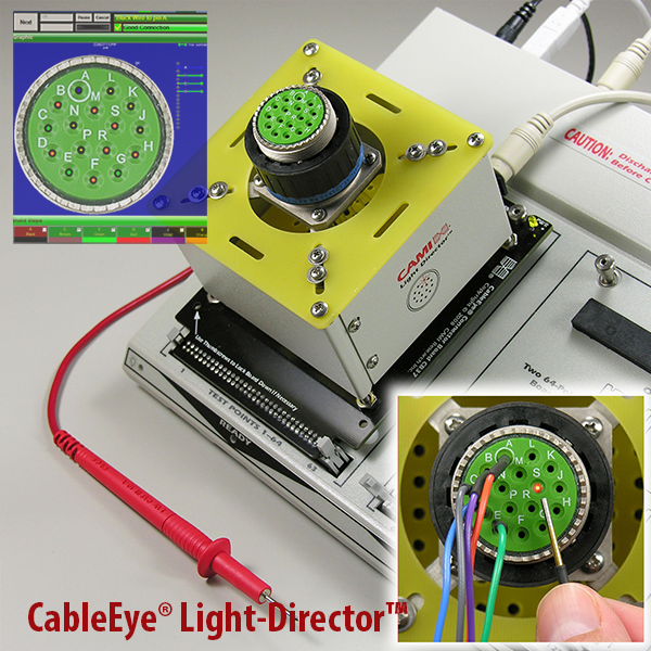 Light Director U2122 Guided Assembly System  A Cableeye U00ae Accessory