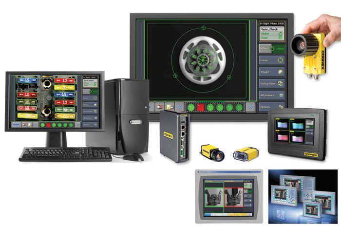 Cognex Expands Display Options For In-Sight Vision Systems