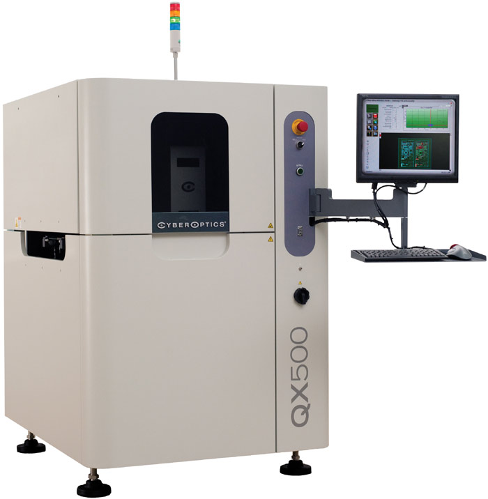 Automated Optical Inspection : Qx automated optical inspection aoi system