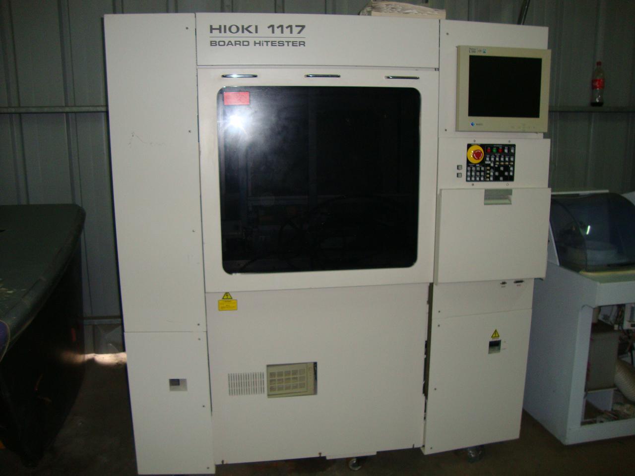 Model: Hioki 1117