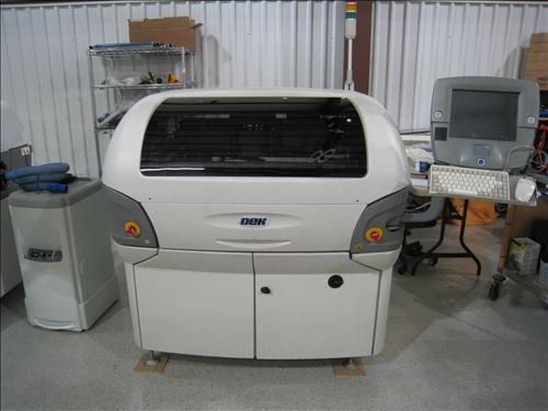 DEK Infinity Screen Printer