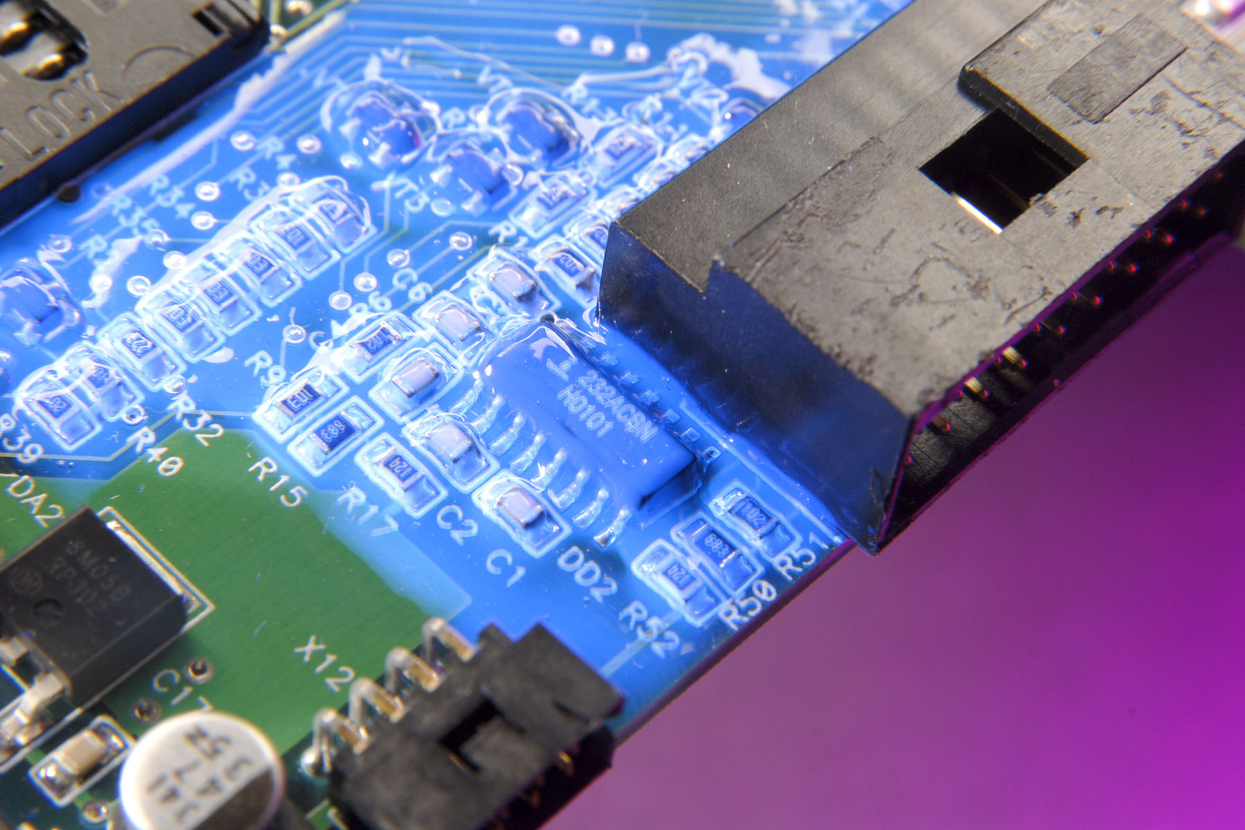 Conformal Coatings For Printed Circuit Boards Board Programming Pcb Assembly Services Electronic