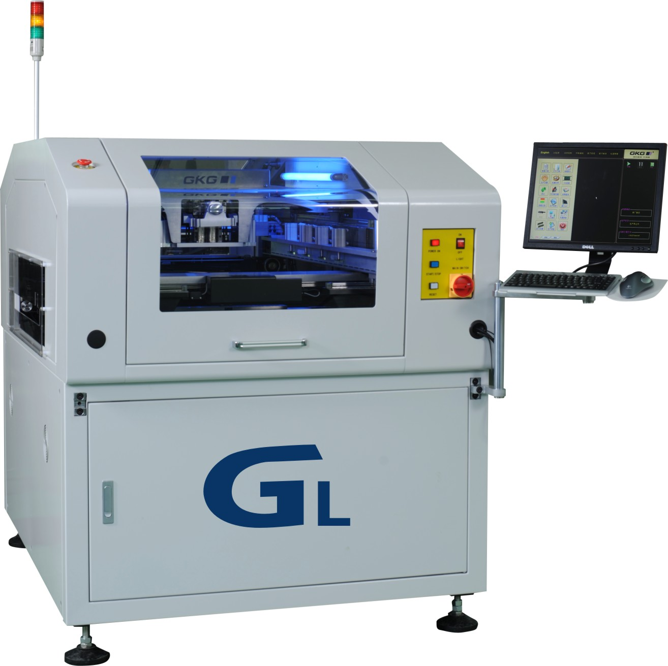 D Printing Exhibition Germany : Gkg asia announces a successful productronica exhibition