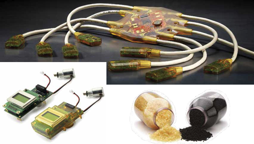 TECHNOMELT Adhesives - Low Pressure Molding Solutions