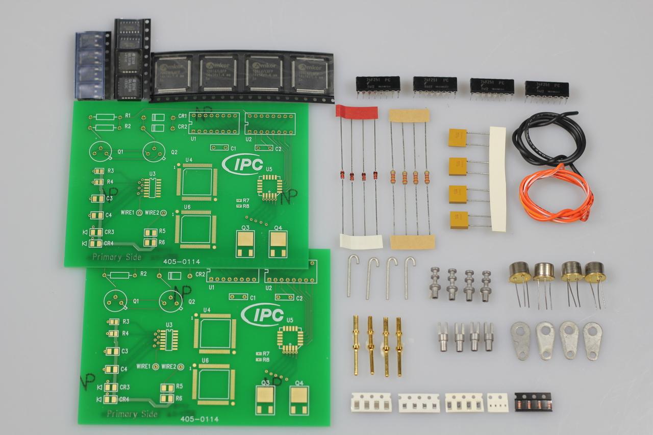 Ipc J Std 001 Revision F Solder Training Kit Wire Harness Standards Print