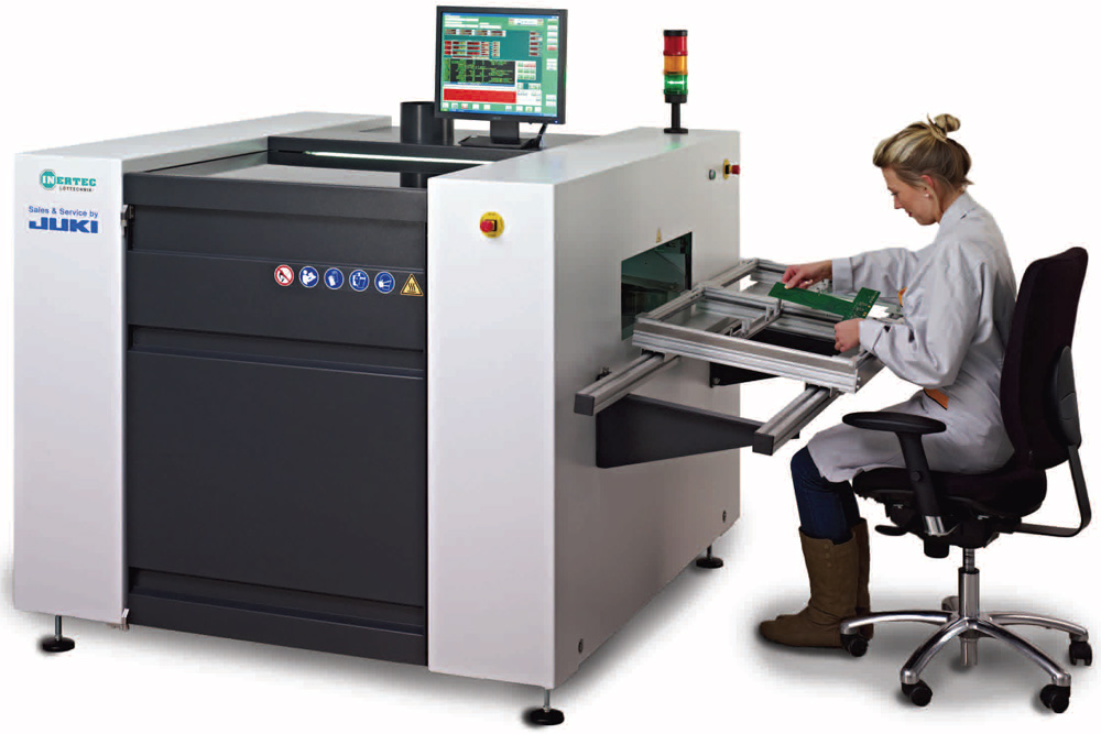 JUKI CUBE 460 Selective Soldering Machine