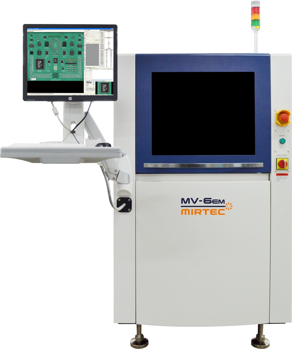 Mirtec Europe And Pb Tec Solutions To Display Revolutionary 2d 3d Aoi Technology At Smt Hybrid