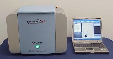 Qsx 79t Gold Tester Xrf Analyzer