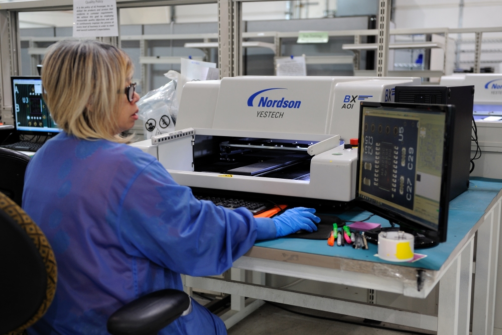 AZP, Inc  Adds Benchtop Automated PCB Inspection from