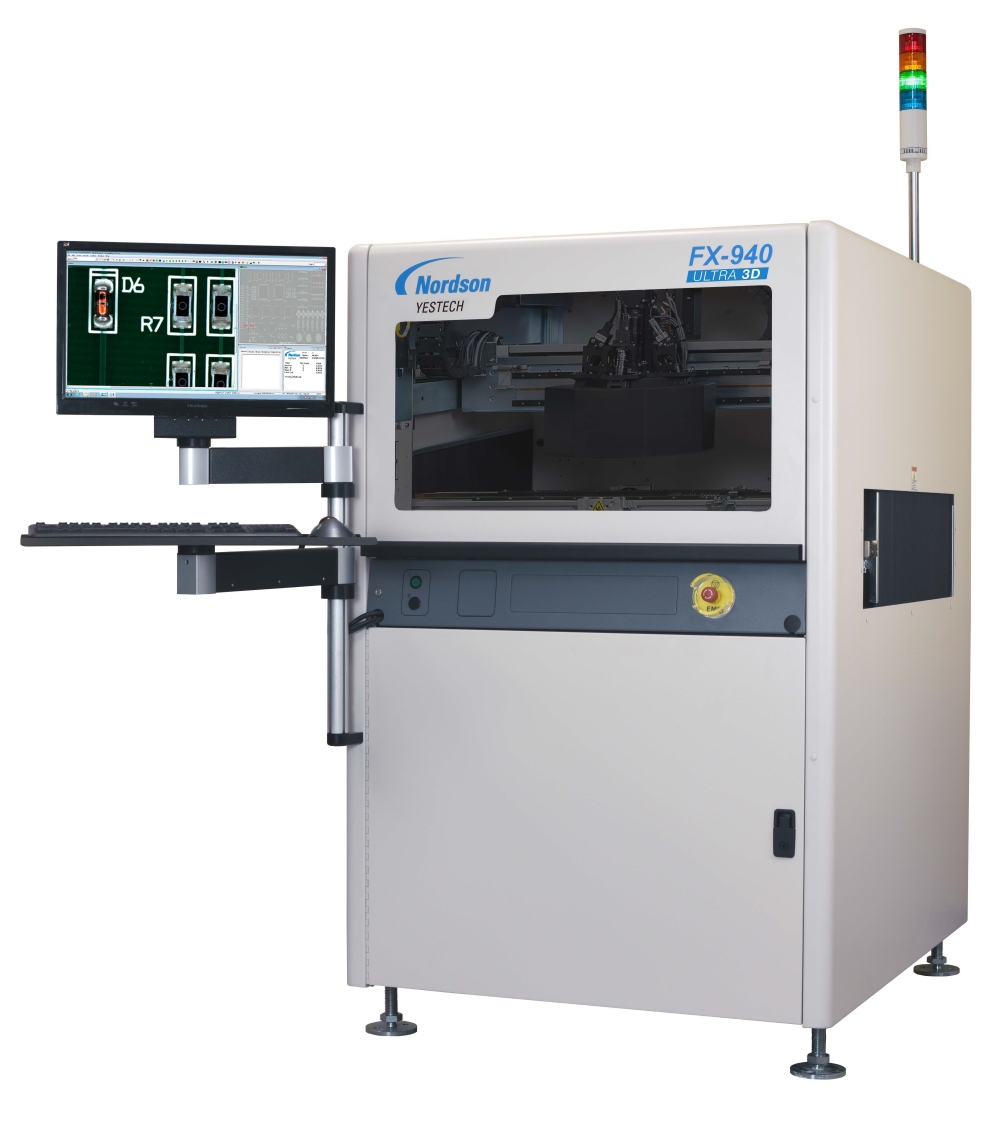 Automated Optical Inspection : Nordson yestech to launch advanced new d technology for