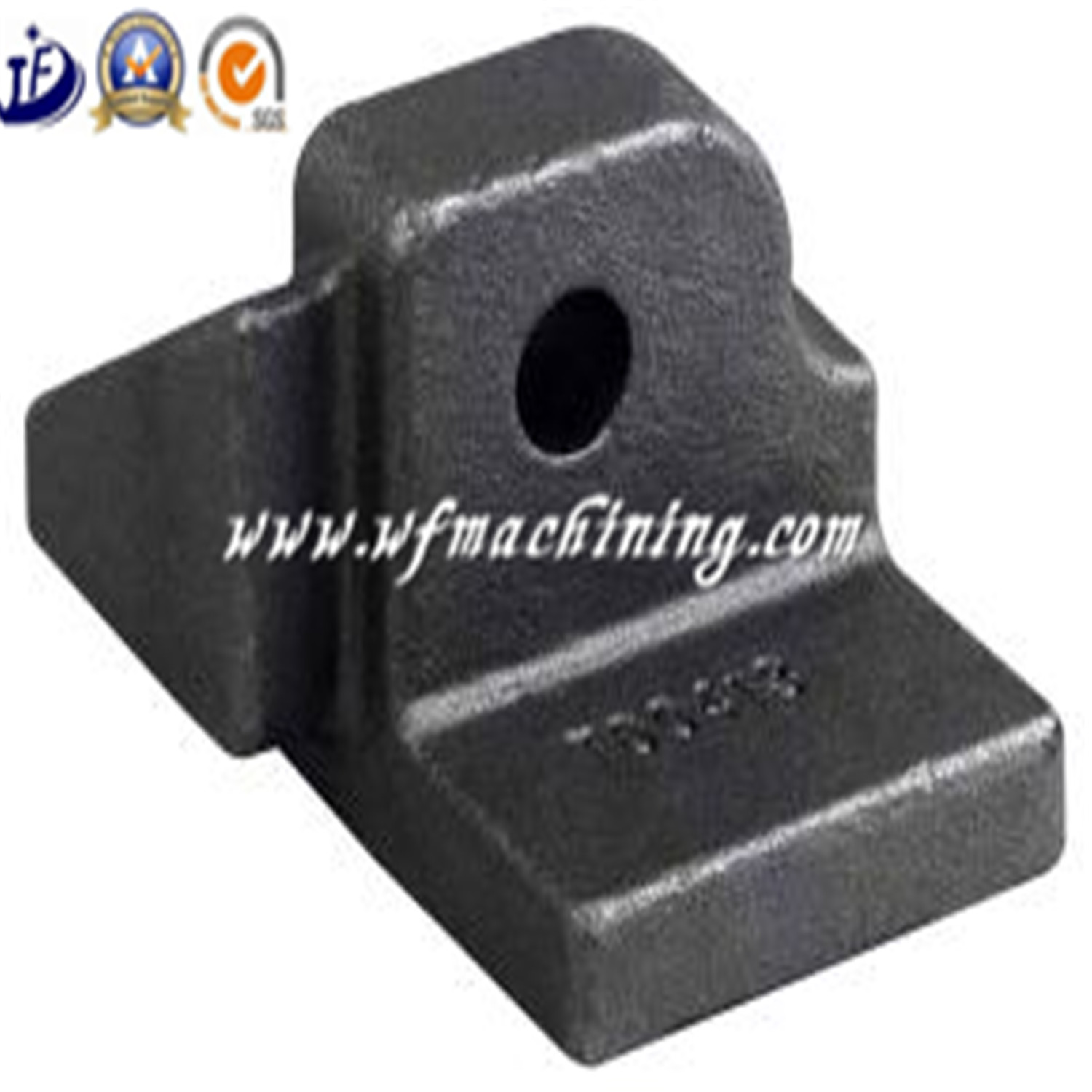 OEM Foundry Metal Casting Iron Parts with Sand Mold