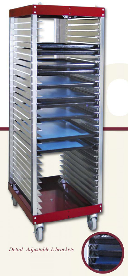 PCB Tray Storage Cart