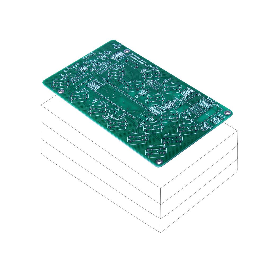 Prototype Pcb Fabrication 5 Pcs 4 Layers 160 Sq Cm Printed Circuit Board China Flexible Freeshipping 24600
