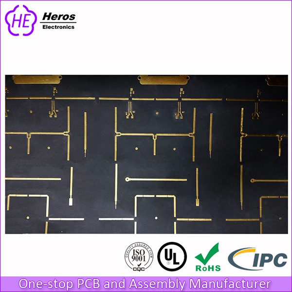 Pcb Quote Mesmerizing Rogers Ro5880 Pcb Manufacturing With Quick Quote