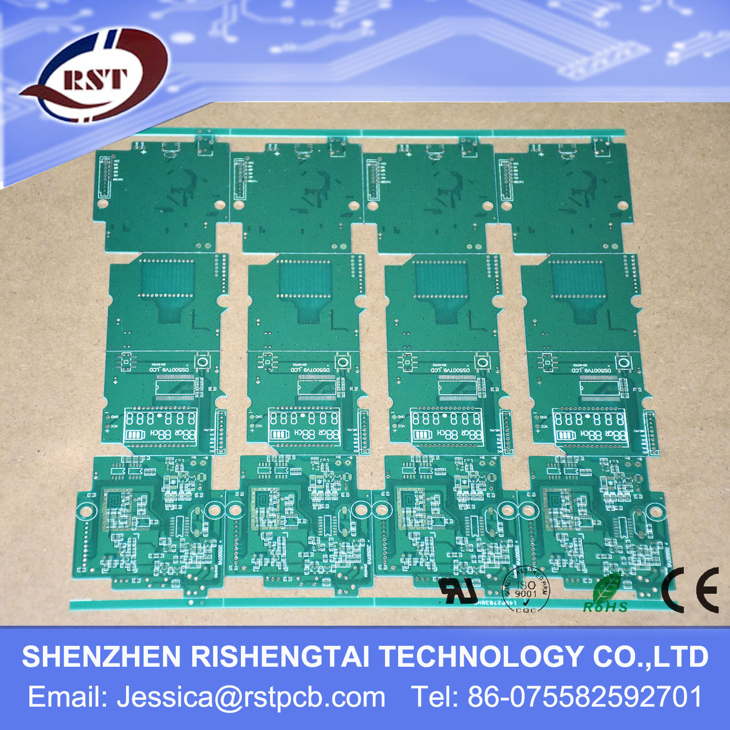 Hasl Pcb Manufacturer China Circuit Board Catalog