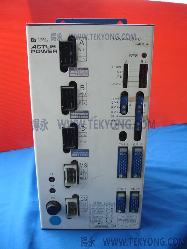 Fuji AMP CP2/3 NPSA-103MU-E4CS-A