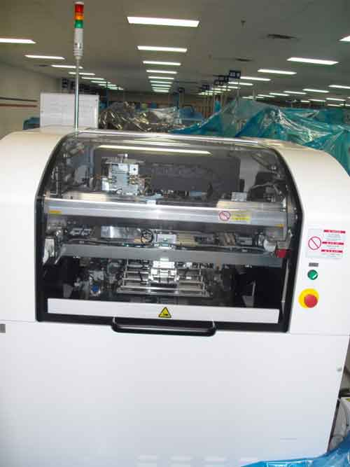 PANASONIC SP60P-M Screen Printer