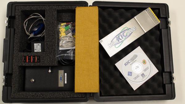 SlimKIC 2000 Thermal Profiler