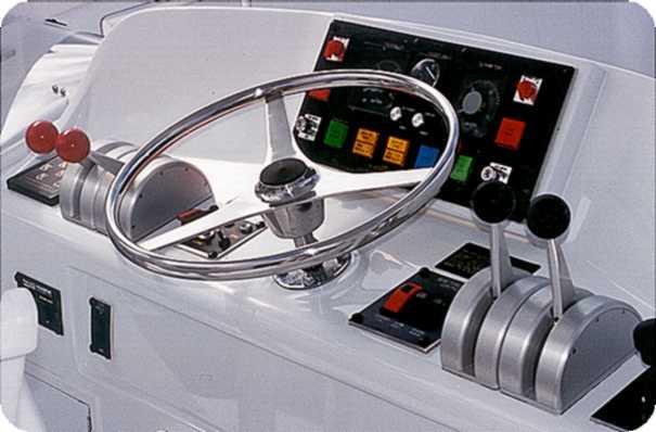 Marine Products Br Br Marine Propulsion Control System Mpcs