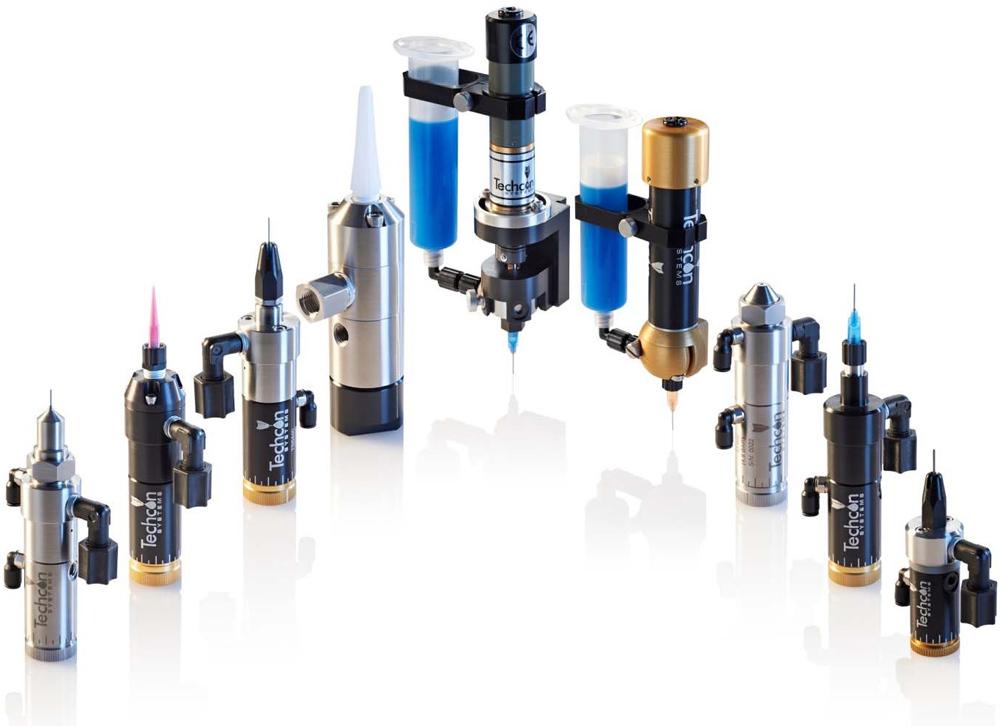 Fluid Dispensing Valves