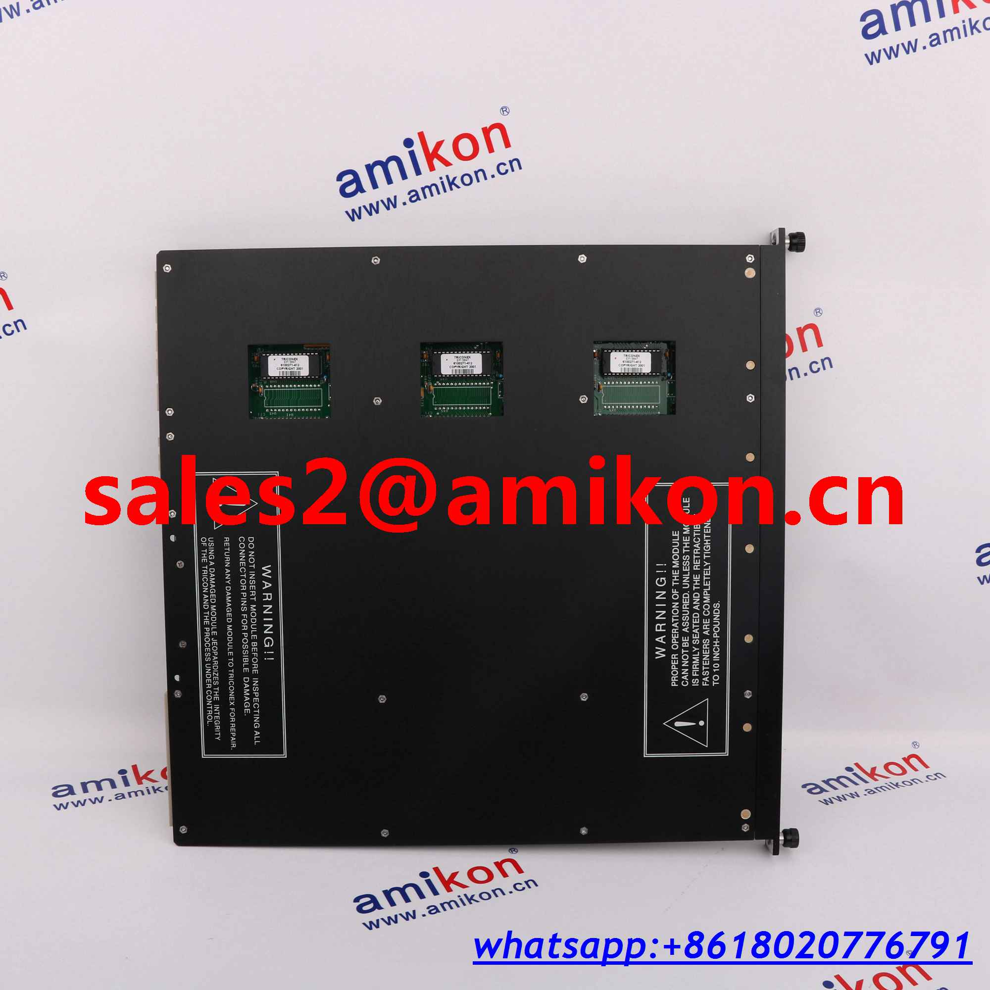 Triconex 5451 Solid State Relay Output Tripak 1 Control