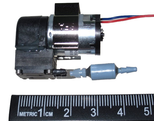 The Mini Vacuum Pumps For OEM Applications (VMP1621CN And VMP1625MX) Can Be  Used For