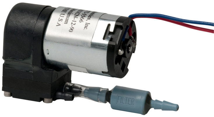 Attractive Virtual Industries To Exhibit Small Parts Handling Kits And Mini Vacuum  Pumps At MDu0026M West 2012