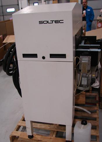Vitronics Soltec NFS Spray Fluxer