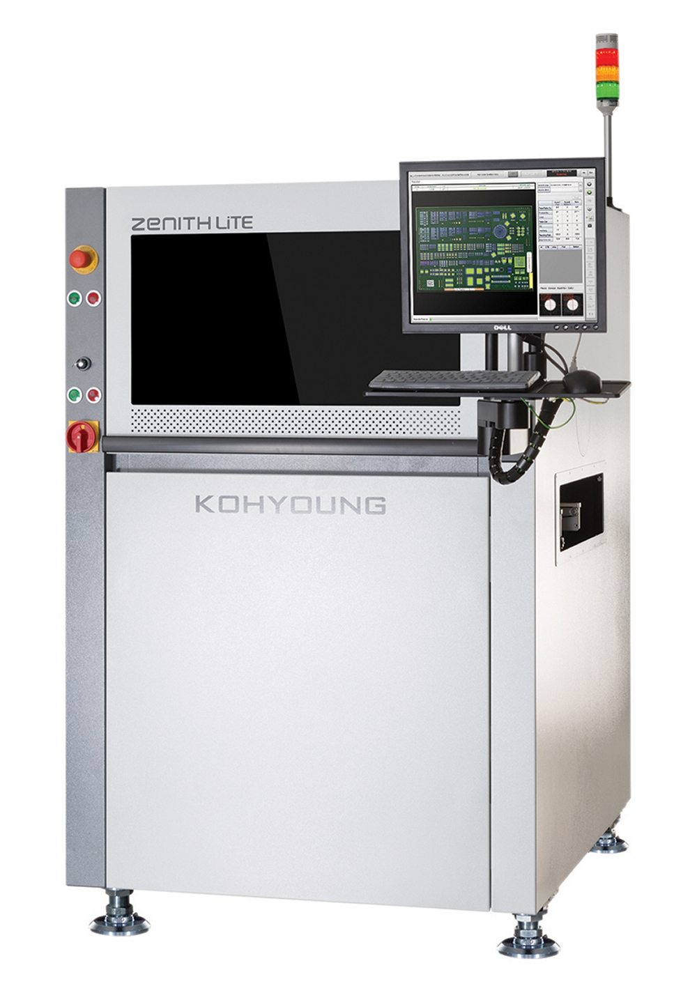 Automated Optical Inspection : Koh young europe announces record growth in q