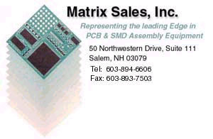 Matrix Sales, Inc.