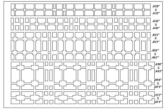circuit frames