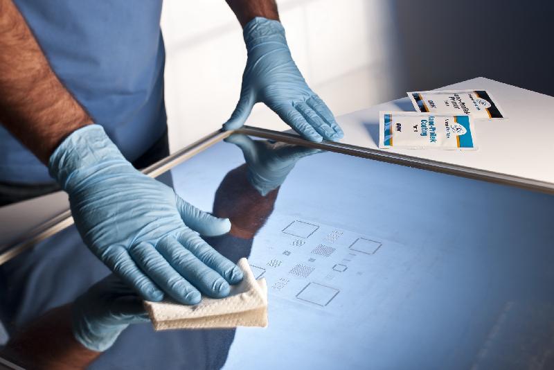 Nano Protek Stencil Coating