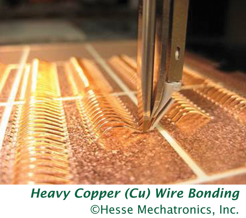 Wire Bond | Hesse Mechatronics To Demonstrate Wedge Wire Bonding Capabilities At