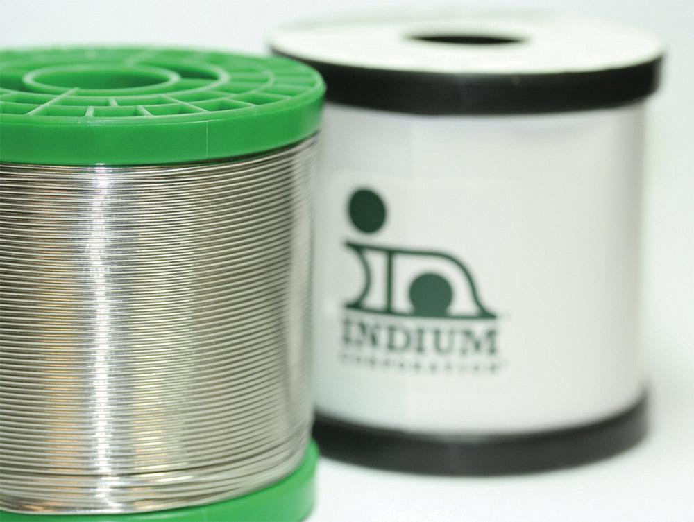 Indium Solder Wire