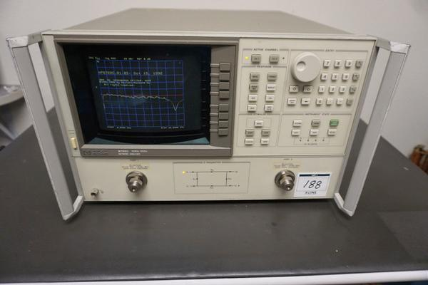 Agilent HP 8722Z 40Ghz Network Analyze