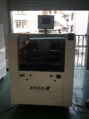 Ekra EKRA X4 X5 XPRT5 FULL AUTOMATIC PRINTING MACHINE FOR SALE