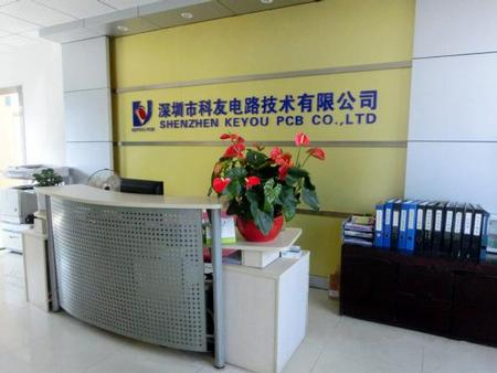 Shenzhen KeYou PCB Co., Ltd