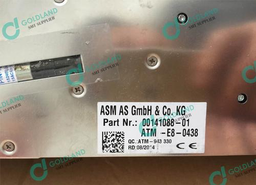 ASM Siemens 3x8mm Shutterless feeder 00141