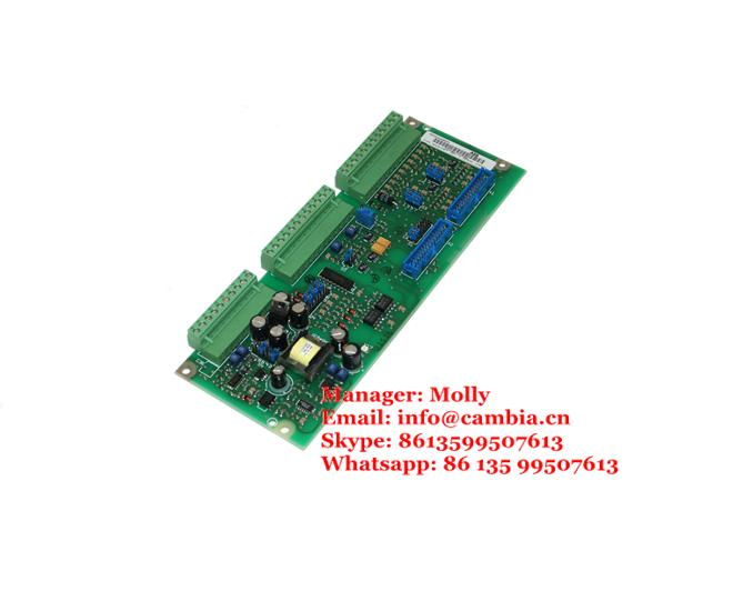 ABB 3HAC020611-001 CPU DCS Email:info@cambia cn