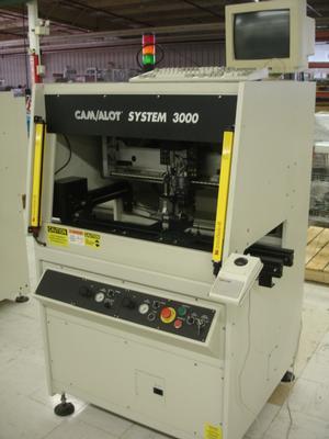 Camalot 3000 Adhesive Dispencer