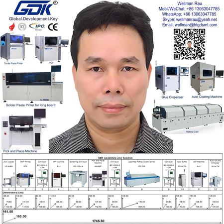 Professional manufacturer of SMT equipment